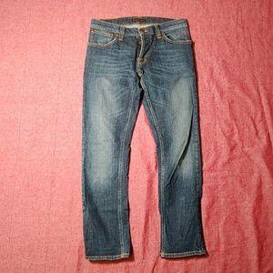 Nudie Grim Tim Bright Dawn Organic cotton Jeans